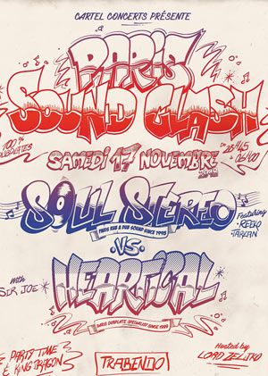 PARIS SOUND CLASH