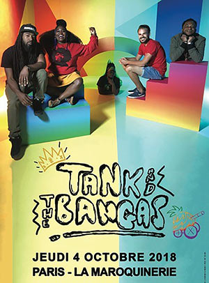 TANK AND THE BANGAS