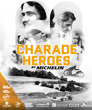 CHARADE HEROES BY MICHELIN