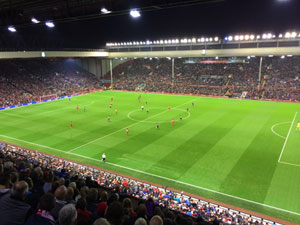 LIVERPOOL / BURNLEY