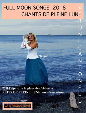 CHANTS PLEINE LUNE/FULL MOON SONGS