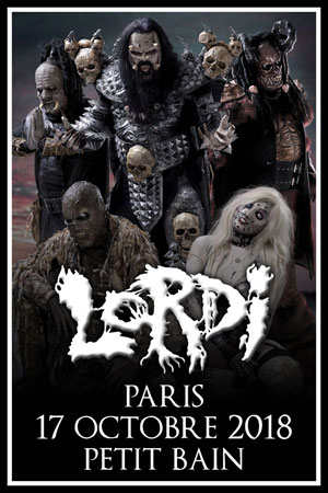 LORDI + GUESTS