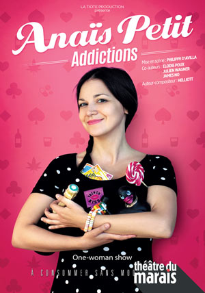 ANAIS PETIT - ADDICTIONS