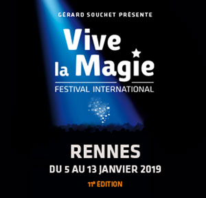 FEST. INTERNATIONAL VIVE LA MAGIE
