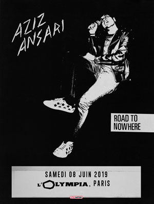 AZIZ ANSARI:ROAD TO NOWHERE