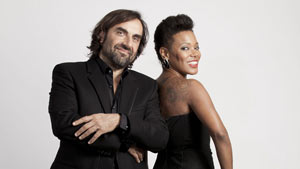 ANDRE MANOUKIAN ET CHINA MOSES
