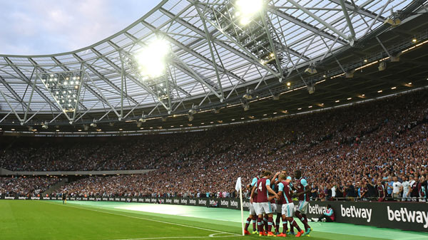 WEST HAM / MANCHESTER UNITED