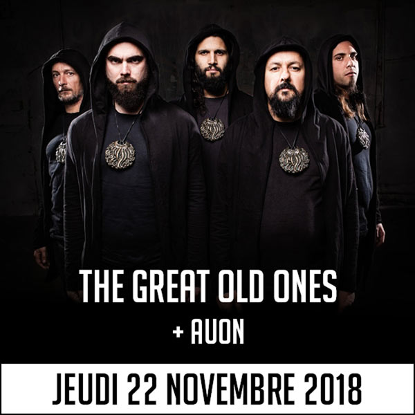 THE GREAT OLD ONES + AUON