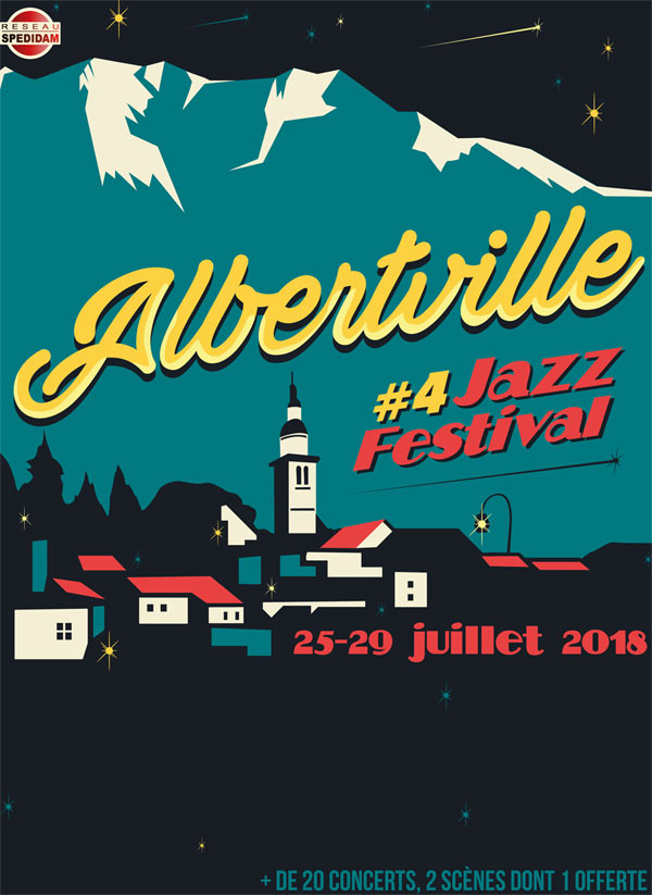 ALBERTVILLE JAZZ FEST - BLUE NOTE