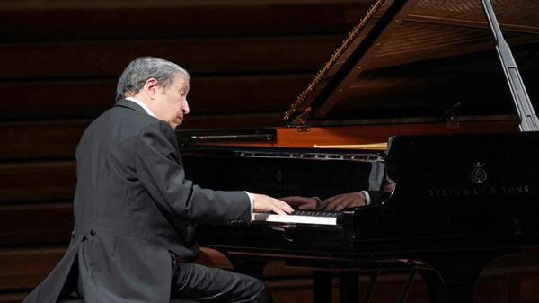 MURRAY PERAHIA, CONCERT PIANO
