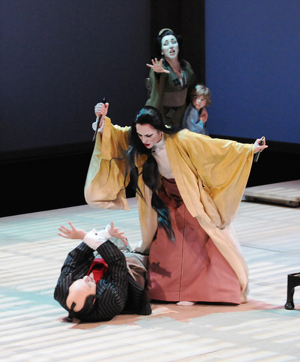 MADAME BUTTERFLY, G. PUCCINI