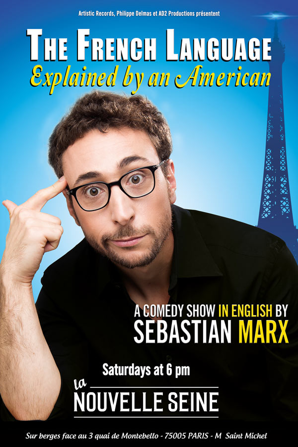 SEBASTIAN MARX-THE FRENCH LANGUAGE