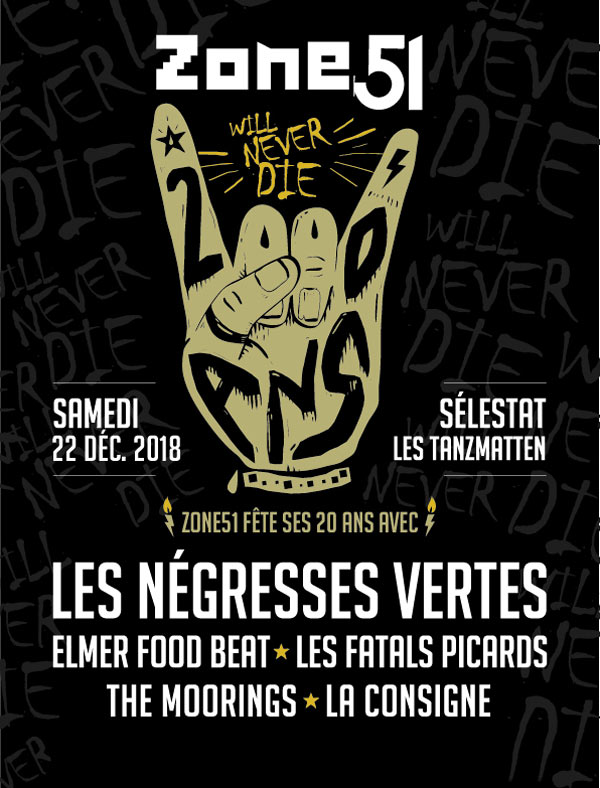 LES NEGRESSES VERTES + INVITES