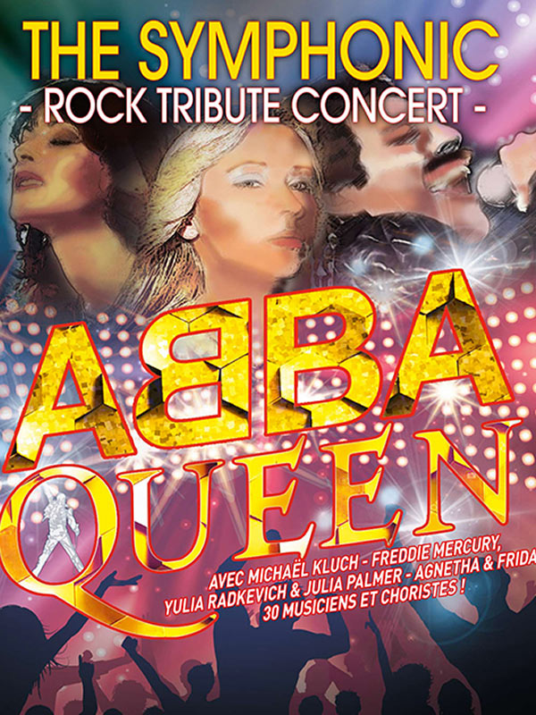 ABBA + QUEEN SYMPHONIQUE