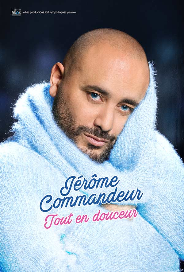 JEROME COMMANDEUR