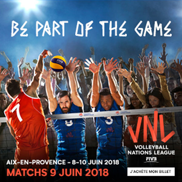 VOLLEY-BALL NATIONS LEAGUE
