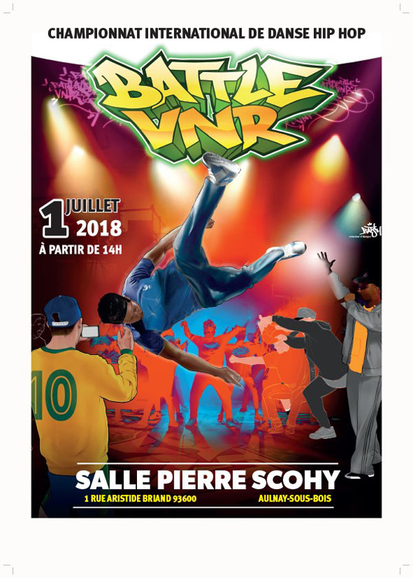 BATTLE VNR 2018 - 17EME EDITION