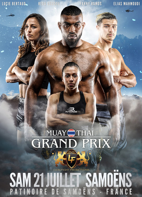 MUAY THAI GRAND PRIX & LION FIGHT