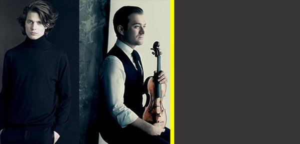 RENAUD CAPUCON / DAVID FRAY