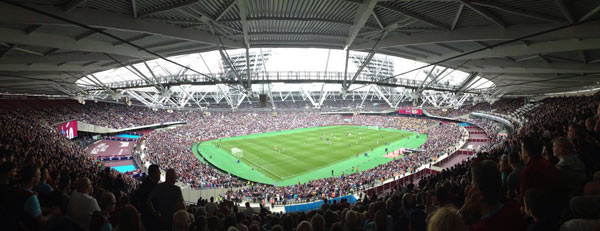 WEST HAM / BURNLEY