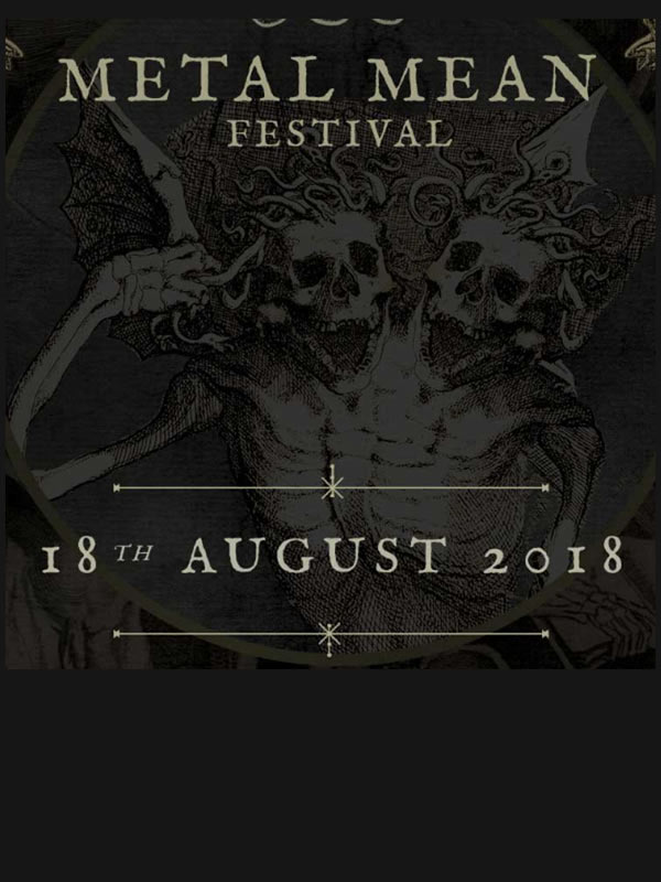 METAL MEAN FESTIVAL 2018 - 1 DAY