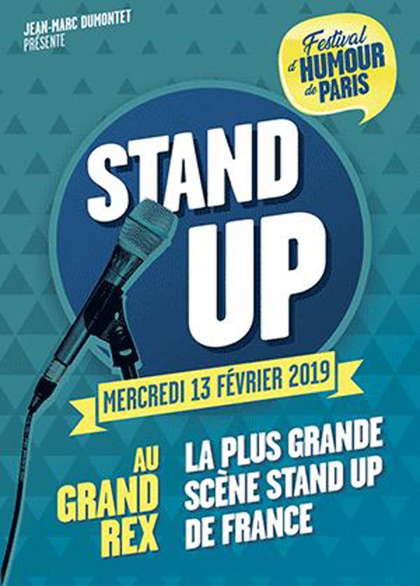 LA GRANDE SOIREE DU STAND UP