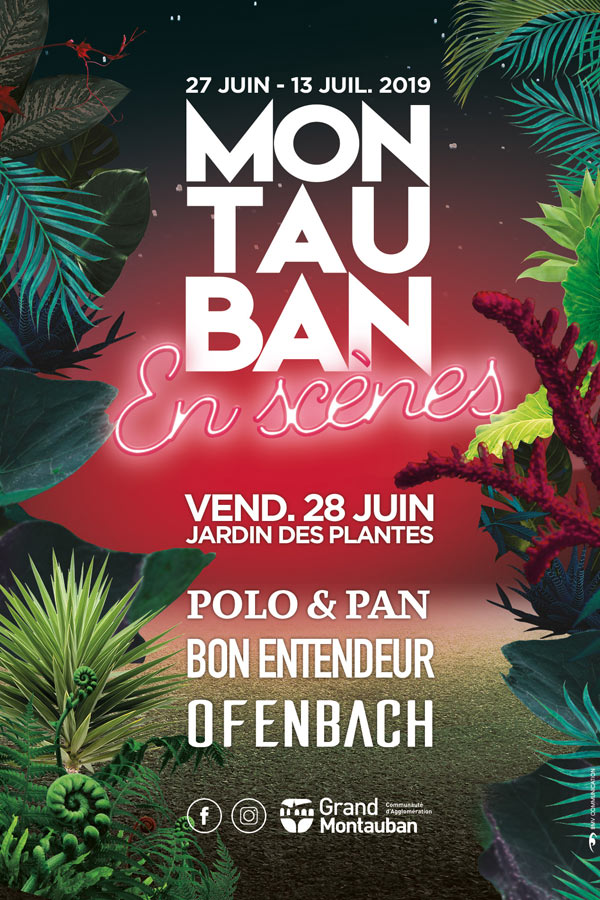 POLO & PAN +BON ENTENDEUR +OFENBACH