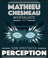 Réservation MATHIEU CHESNEAU DANS PERCEPTION