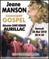 Réservation JEANE MANSON ET LE GOSPEL FOR ALL