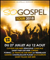 Réservation SO GOSPEL TOUR 2019 - BARNEVILLE