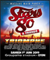 Réservation STARS 80 & FRIENDS