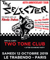 Réservation THE SELECTER 40TH ANNIVERSARY TOUR