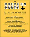 Réservation CHECK IN PARTY