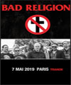 Réservation BAD RELIGION