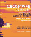 Réservation CROSSOVER SUMMER / LIL LOUIS