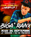 Réservation WARM UP TPA 2019 - BIGA*RANX