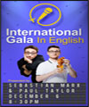 Réservation INTERNATIONAL GALA IN ENGLISH!