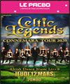 Réservation CELTIC LEGENDS