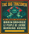 Réservation THE BIG TAKEOVER : BURNING HEADS +