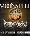 Réservation MOONSPELL + ROTTING CHRIST